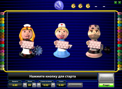 Bonus game of pokies Party Games Slotto