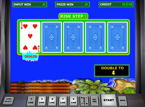 Doubling game of pokies Fairy Land 2