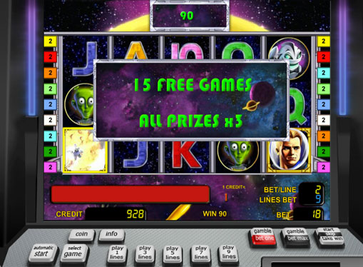 Free spins of pokies Golden Planet