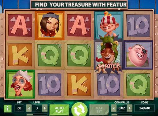 Pokies machine Hooks Heroes - play online for real money