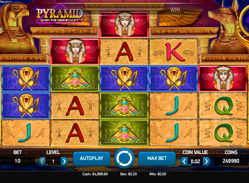 Pokies machines for real money - Pyramid