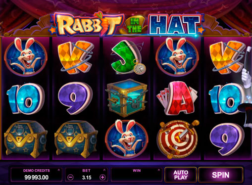 Pokies machines for real money - Rabbit in the Hat