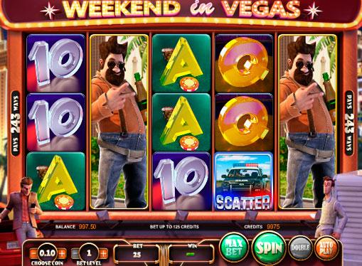 Pokies Weekend in Vegas online gambling with withdrawal