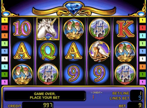 Unicorn Magic play the pokies online for money